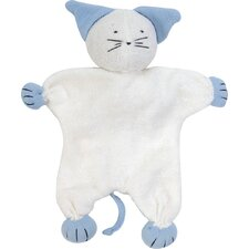 <strong>Under the Nile</strong> Eco Toys Cat Toy in White