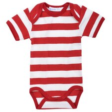<strong>Under the Nile</strong> Rugby Short Sleeve Babybody