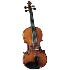 Cremona Student Full-Size Violin Outfit in Antiqued