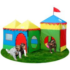 Camelot Village Play Tent