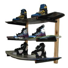 Del Sol Racks Wakeboard Storage 3 Space Level