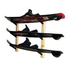 Del Sol Racks Water Ski Storage 3 Space Level