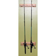 <strong>Del Sol Racks</strong> Del Sol Fishing Rod Storage Rack 2 Space Ceiling