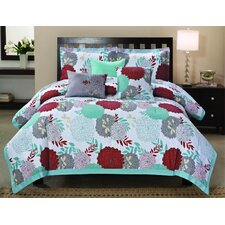 Sarasota 6 Piece Comforter Set