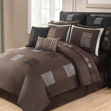 Baliresort 8 Piece Comforter Set