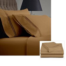 Triple Tack Microfiber Sheet Set