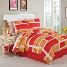 Waterfront 8 Piece Bed in a Bag Set