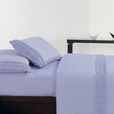 <strong>Luxury Home</strong> Ruffle Sheet Set