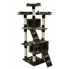 "73"" Bel Air Cat Tree in Beige"