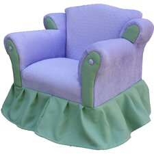 <strong>Fantasy Furniture</strong> Kid's Princess Chair