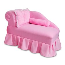 Kid's Princess Chaise