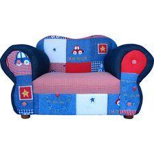 Comfy Kid's Club Chair
