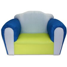 <strong>Fantasy Furniture</strong> Kid's Bubble Rocking Microsuede Chair