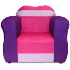 The Great Microsuede Kid's Chair