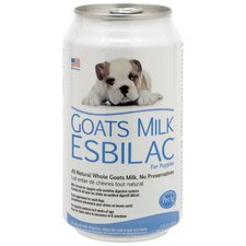 Goat's Milk Esbilac Liquid for Puppies(11 oz.)