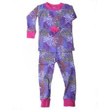 Organic Starburst Mums Snuggly Pajama