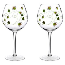 Social Ave UR Vino Red Wine Glass (Set of 2)