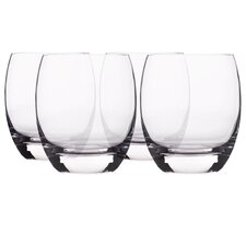 <strong>Luigi Bormioli</strong> Crescendo 15.5 oz Tumblers (Set of 4)