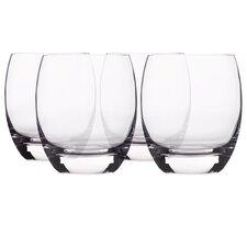 Crescendo Double Old Fashined Glass (Set of 4)