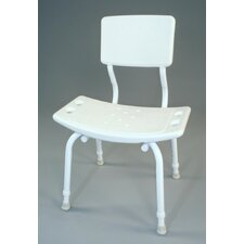 Blow Molded Shower Chair