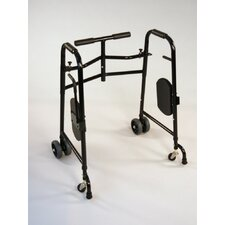 <strong>TFI</strong> Easyrise Wide Walker in Black with Wheels