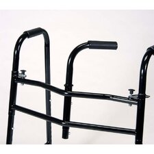 Stroke Handle in Black for All Walker Equipped