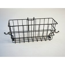 Universal Walker Basket in Black