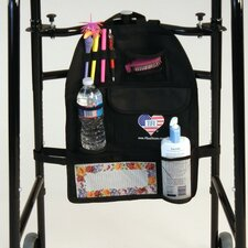 Walker Accessory Bag in Black