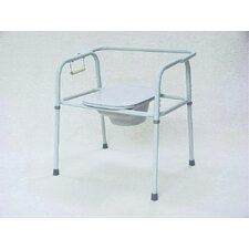 Extra Large Commode in Dove Gray