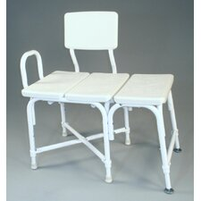 Grand Line Heavy Duty Transfer Bench in White