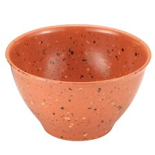 Rachael Ray Garbage Bowl with Non-slip Base in Orange