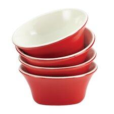 """8.75"""" Fruit Bowl (Set of 4)"""