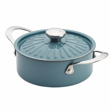 Cucina 2.5-qt. Covered Round Casserole
