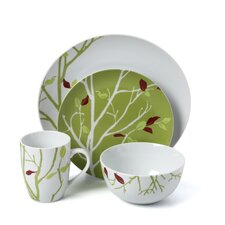 Seasons Changing 16-Piece Dinnerware Set