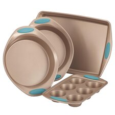 Cucina 4 Piece Nonstick Bakeware Set