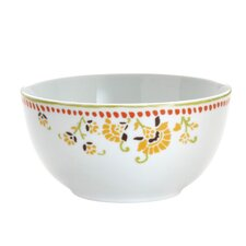 "Dinnerware Paisley 5.5"" Cereal Bowl (Set of 4)"