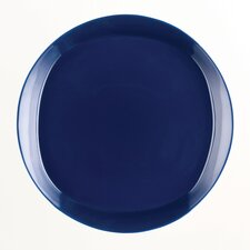 Dinnerware Round and Square Dinner Plate (Set of 4)