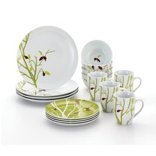 Seasons Changing 16 Piece Dinnerware Set