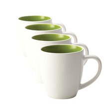 <strong>Rachael Ray</strong> Rise 4-Piece Stoneware Mug Set (Set of 4)