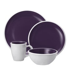 <strong>Rachael Ray</strong> Rise 16-Piece Dinnerware Set