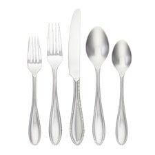 20-Piece Pinwheel Flatware Set