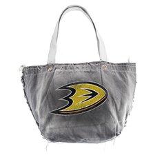 NHL Vintage Tote Bag