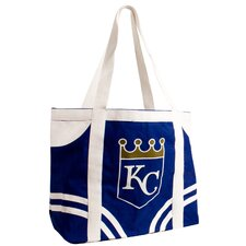 MLB Canvas Tailgate Tote Bag