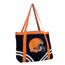 NFL Canvas Tailgate Tote Bag