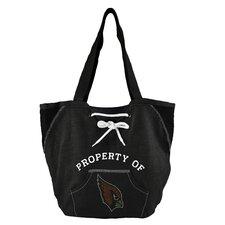 NFL Sport Noir Hoodie Shopper Tote Bag