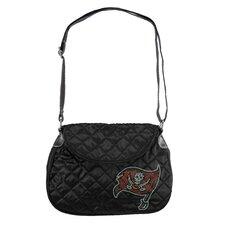 NFL Sport Noir Quilted Shoulder Bag