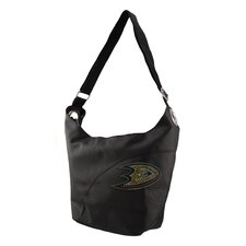 NHL Sport Noir Color Sheen Hobo Purse