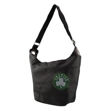 NBA Sport Noir Color Sheen Hobo Purse
