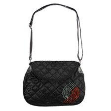 NBA Sport Noir Quilted Shoulder Bag