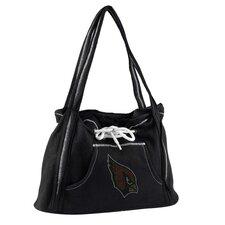 NFL Sport Noir Hoodie Tote Bag